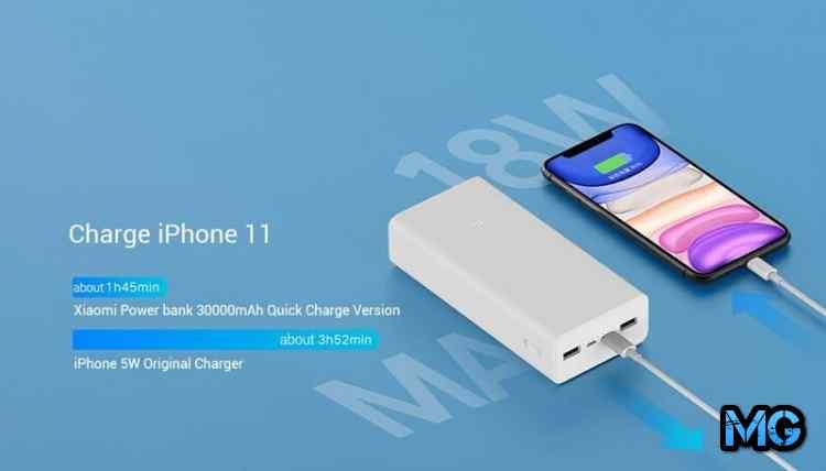 Xiaomi Mi Power Bank 3 30000